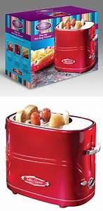 Hot Dog Machen : hot dog toaster the retro hot dog cooker ~ Markanthonyermac.com Haus und Dekorationen