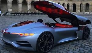 Trailblazing TreZor, Most Beautiful Concept Car of the ...