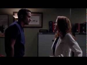 Grey's Anatomy 9x03- Jackson and April Final Scene - YouTube