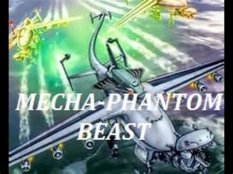 new mecha phantom beast deck idea musica movil