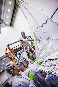 James Webb Space Telescope Sunshield Sets Sail | NASA