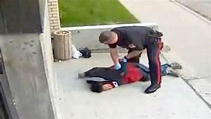 Video shows Regina officer kicking homeless man to ground ...