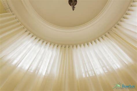 Motorized Curtain Track Canada by Gallery Motorized Skylight Shades Curtains Toronto