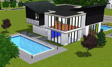 sims 2 maison moderne studio design gallery best