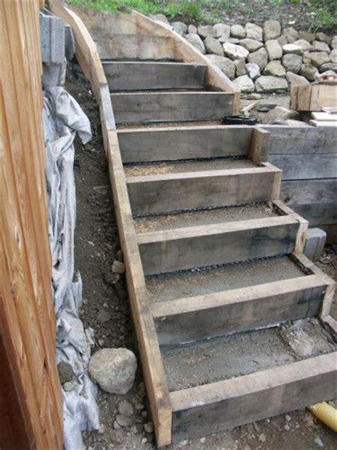 comment faire des marche d escalier en d exterieur recherche projets 224 essayer
