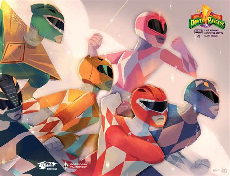 Mighty Morphin Power Rangers #1 (2016) Comic Book Review