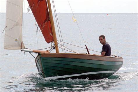 Zwaard Open Zeilboot by Bouwtekeningen Van Francios Vivier Bouwtekening Van De