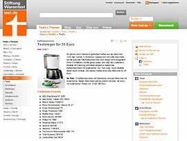 Was Kostet Eine Küche Mit Geräten : kaffeemaschinen test stiftung warentest g nstige k che mit e ger ten ~ Markanthonyermac.com Haus und Dekorationen