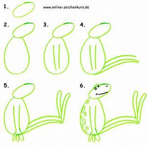 Kinder Bilder Malen : mit kindern zeichnen zeichenanleitung f r eltern sumpfbild ~ Markanthonyermac.com Haus und Dekorationen