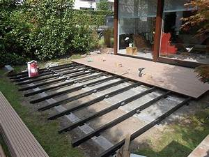 Entkopplungsmatte Auf Holz Verlegen : terrassenbau wpc garten landschaftsbau ~ Markanthonyermac.com Haus und Dekorationen