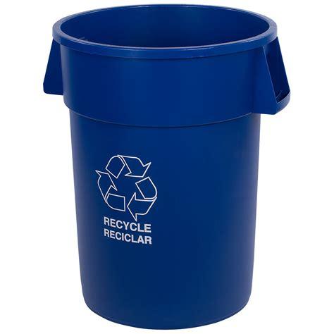 Carlisle 341044rec14 44gal Multiple Materials Recycle Bin