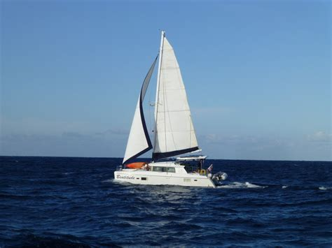 Catamaran For Sale Fort Lauderdale by Beatitude Catamaran For Sale Lagoon 420 In Fort Lauderdale