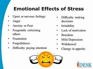 STRESS MANAGEMENT Fitness for Life. - ppt video online ...
