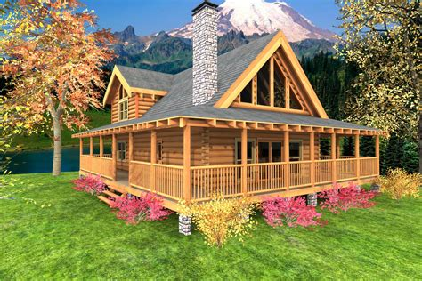outstanding design log cabin floor plans