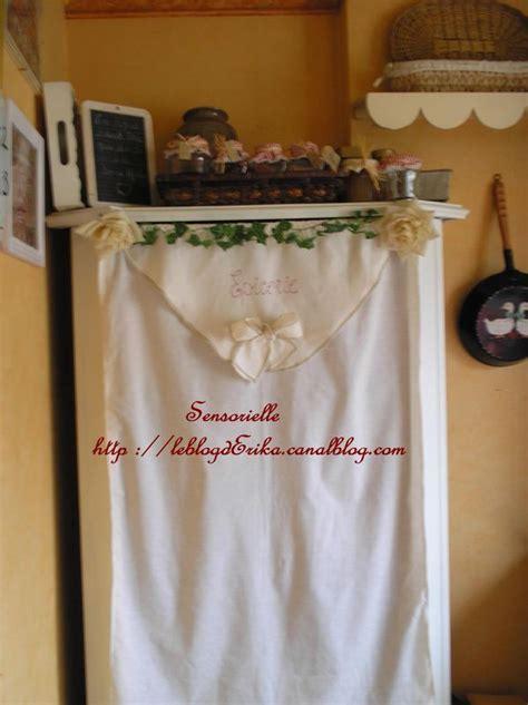 rideau pour placard cuisine sensorielle