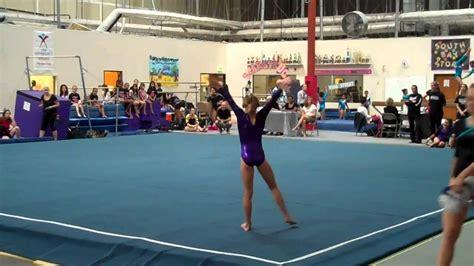 gymnastics level 7 floor routine 2011