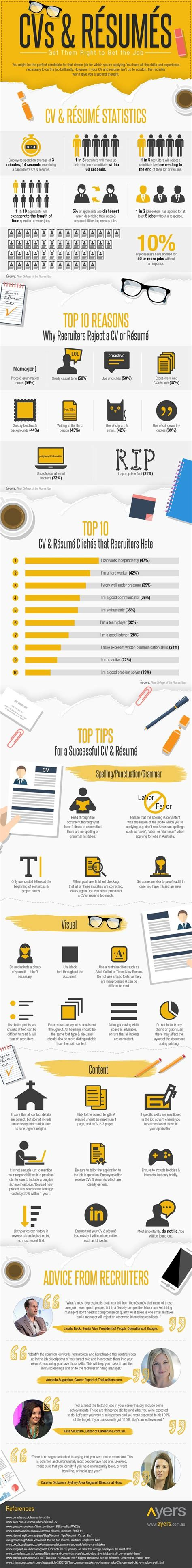 1000+ Images About Infographic Visual Resumes On Pinterest