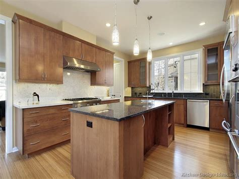 Light Wood Floors And Kitchen Cabinets, Home Depot Kitchen