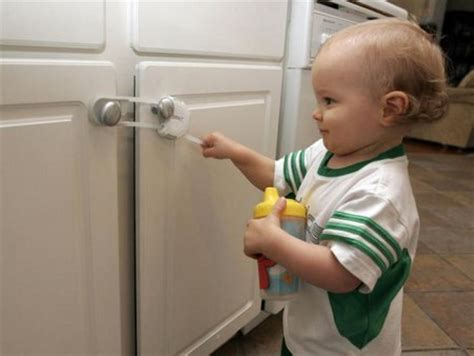 how to babyproof your home yellowbrick me