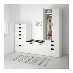 Ikea Online Kinderzimmer : stuva aufbewahrungskombi wei wei ikea kinderzimmer pinterest kinderzimmer ~ Markanthonyermac.com Haus und Dekorationen
