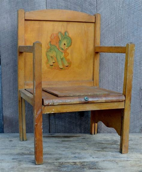 1000 images about vintage potty chair on potty seat potty chair and trays