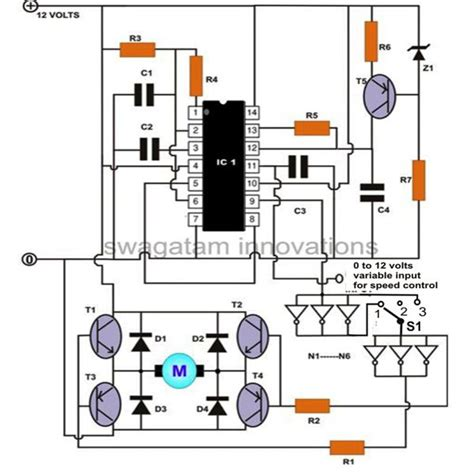 Motorboat Go So Slow by Controller Dc Motor Schematic Scooter Scooters