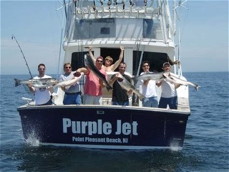 Party Boat Fishing Atlantic City Nj by Nj Fishing Party Boats Information And Listings For The