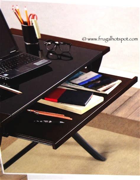 costco bayside furnishings nalu computer desk 99 99 frugal hotspot
