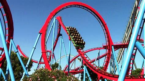 khan ride hd portaventura park