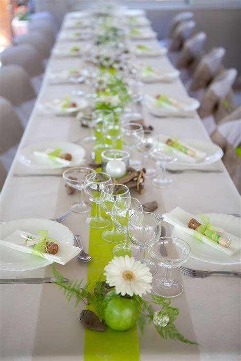 10 id 233 es de chemin de table mariage pour une table orginale