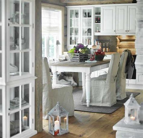 Country Style Decor Ideas Mixing Modern Comfort And Unique