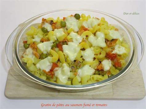 recettes de gratin de pates et p 226 tes au saumon
