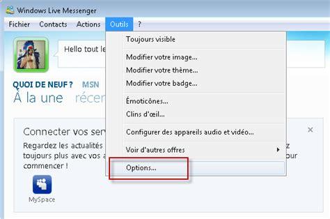 windows live messenger 2011 comment changer pseudo