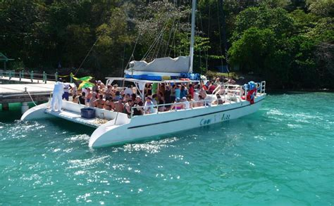 Catamaran Tour Jamaica Negril by Day 197 Of 365 Things To Do See Eat In Jamaica