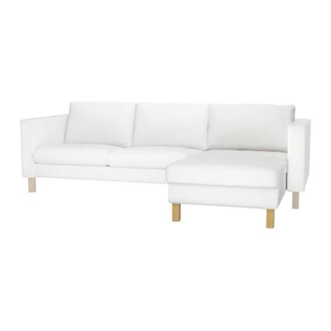 karlstad cover for add on chaise longue blekinge white