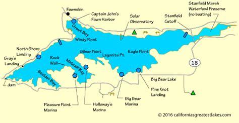 Public Boat Launch Near Cedar Point by Big Bear Lake Fishing News Service Reports Qr Code