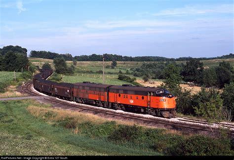 railpictures net photo b le 728 bessemer lake erie railroad emd f7 a at buena vista