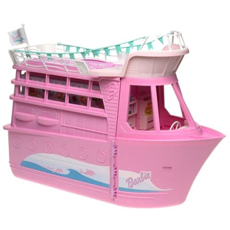 Barbie Jet Boat by Best Price Barbie Cruise Ship Toys Check Price