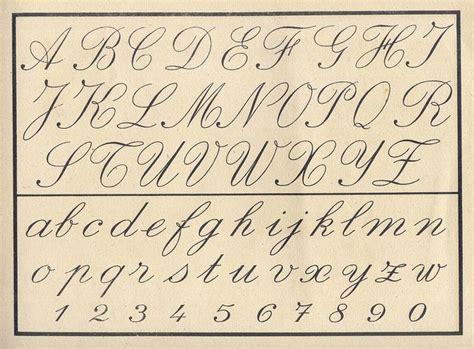 25+ Best Ideas About Cursive Alphabet On Pinterest  Cursive Fonts, Writing Fonts And Fancy Writing