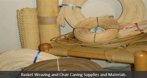 and basket supplies chair caning basket weaving