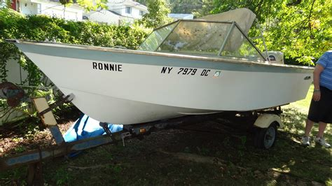 Used Boat Trailers For Sale Long Island Ny by Chris Craft Corsair Boat For Sale From Usa