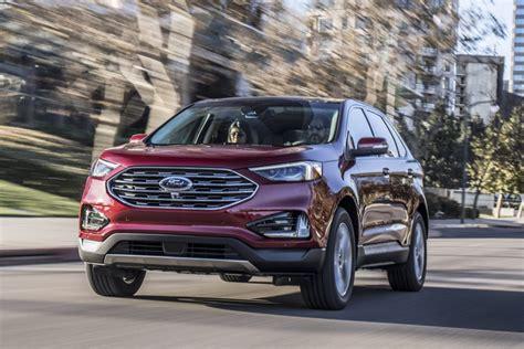 2019 Ford Edge St Revealed As Proper Performance Variant