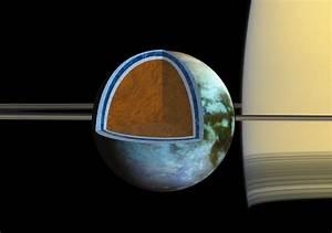 Saturn Moon Titan's Underground Ocean May Be Super Salty