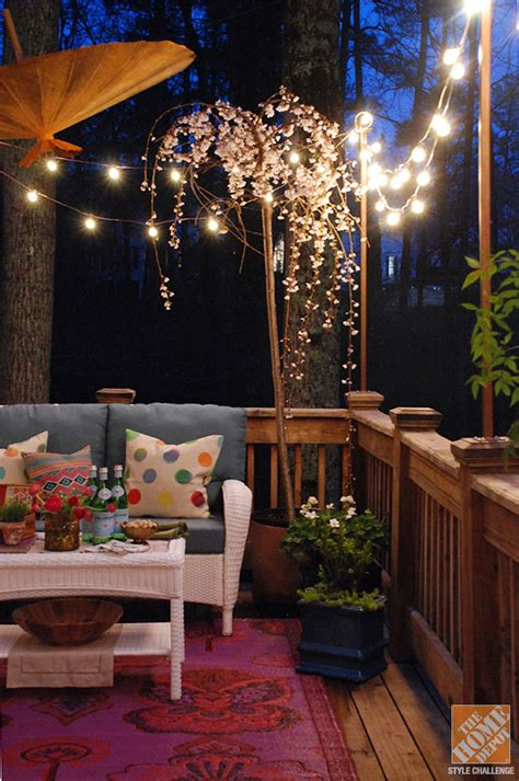 Patio And Deck Lighting Ideas by Wonderful Patio And Deck Lighting Ideas For Summer