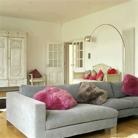 living room ideas corner sofa living room with corner sofa l and armoire ideal home