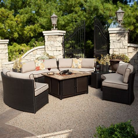 Patio Conversation Sets With Pit by Outdoor Furniture Patio Sets Shop At Hayneedle