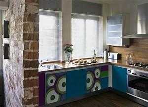 Fronttüren Für Küchenschränke : k chenschr nke bekleben f r eine frische ver nderung in der k che ~ Markanthonyermac.com Haus und Dekorationen