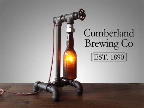 Steam Bottle Industrial Diy Pipe Lamp • Id Lights