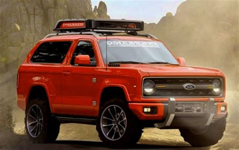 Ford Officially Confirms The New Bronco Is Coming In 2020