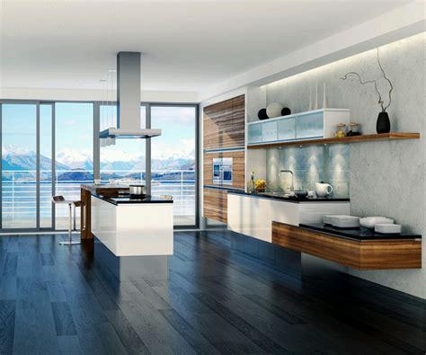Modern Homes Ultra Modern Kitchen